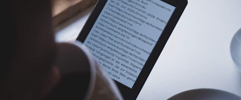 HTML Buch